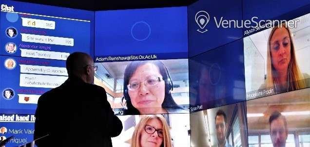 Hire Said Business School: Park End Street Venue Virtual Classroom- Oxford Hive 2
