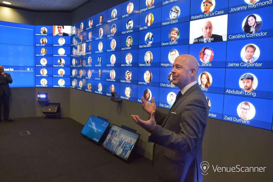 Hire Said Business School: Park End Street Venue Virtual Classroom- Oxford Hive