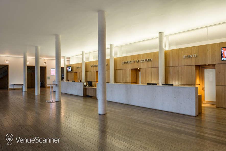 Hire Said Business School: Park End Street Venue Entrance Hall 2