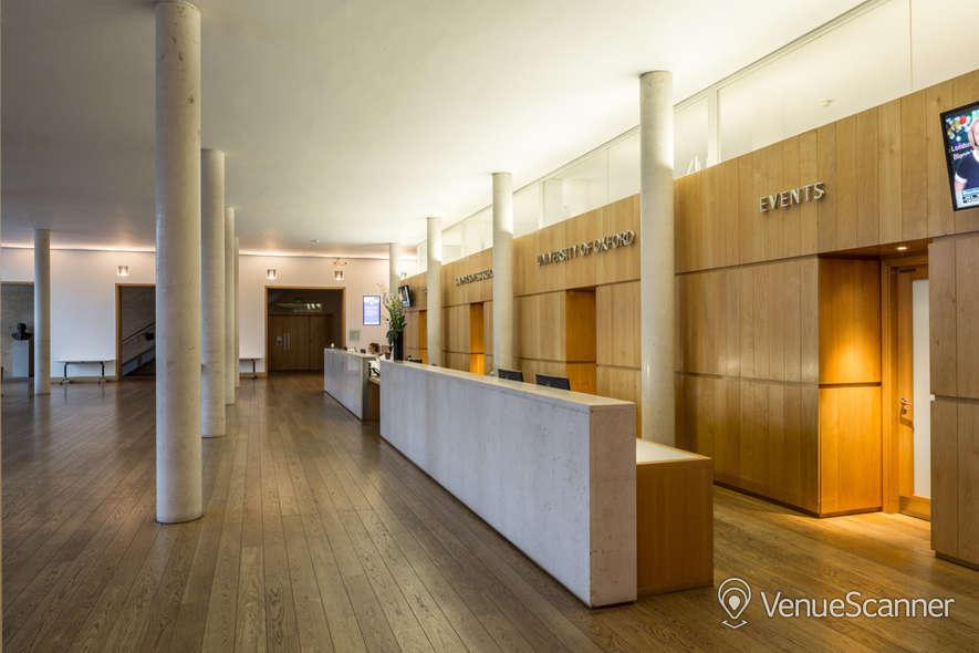 Hire Said Business School: Park End Street Venue Entrance Hall 1