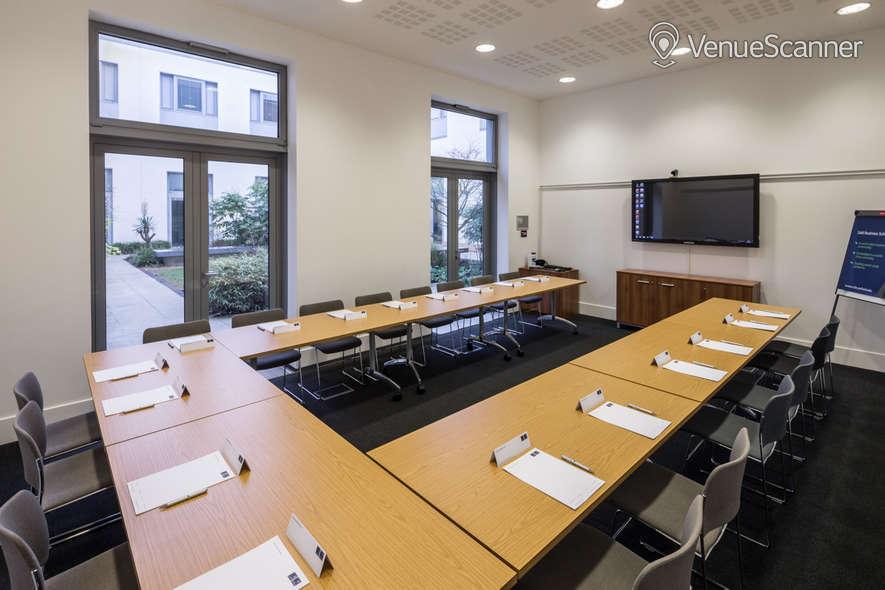 Hire Said Business School: Park End Street Venue Andrew Cormack
