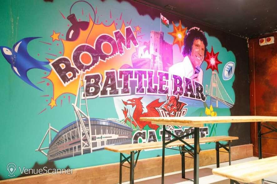 Hire Boom: Battle Bar Cardiff The Boom Bar 1