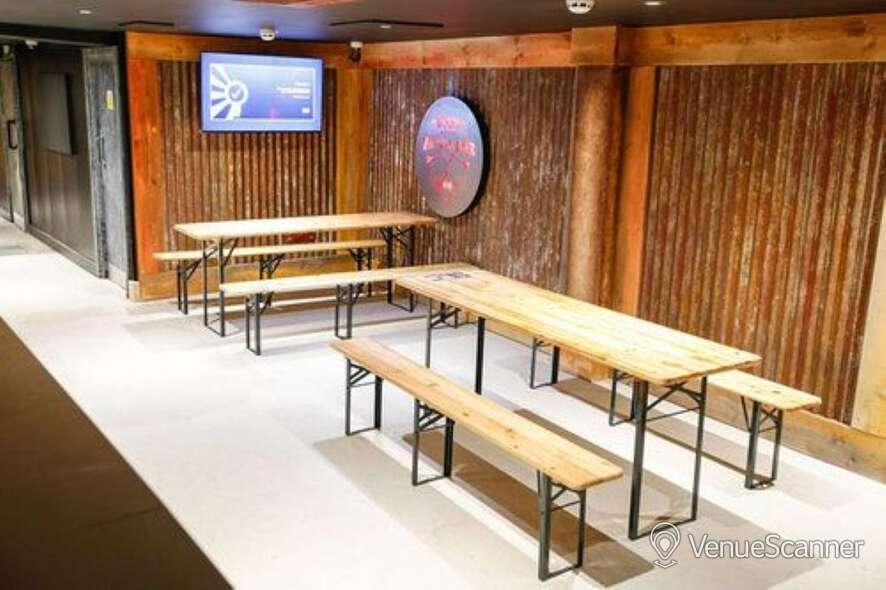 Hire Boom: Battle Bar Cardiff Beer Garden 15