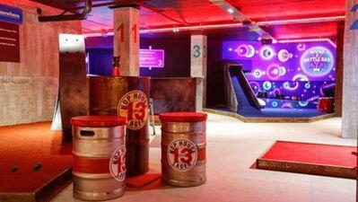 Boom: Battle Bar Cardiff The Golf Bar 0