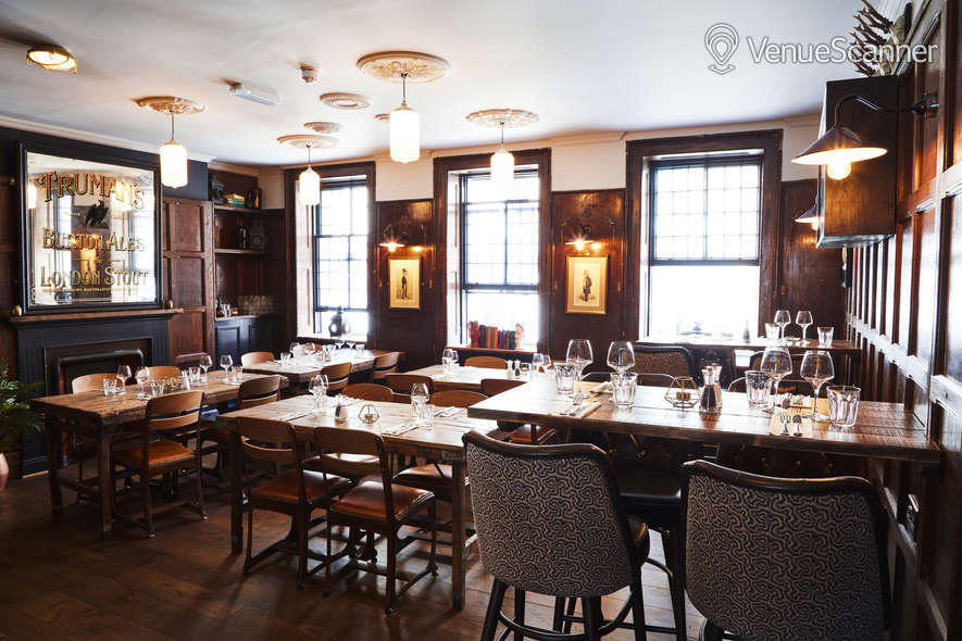 Hire The Newman Arms The Pie Room