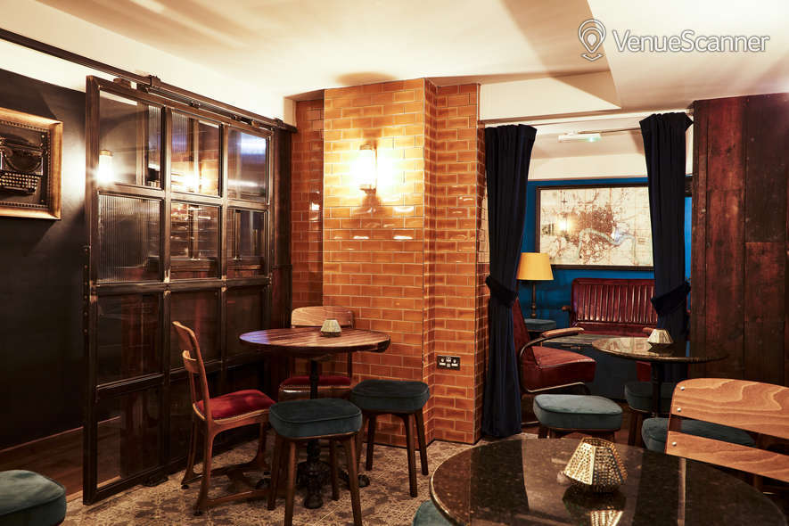 Hire The Newman Arms The Pie Room 2