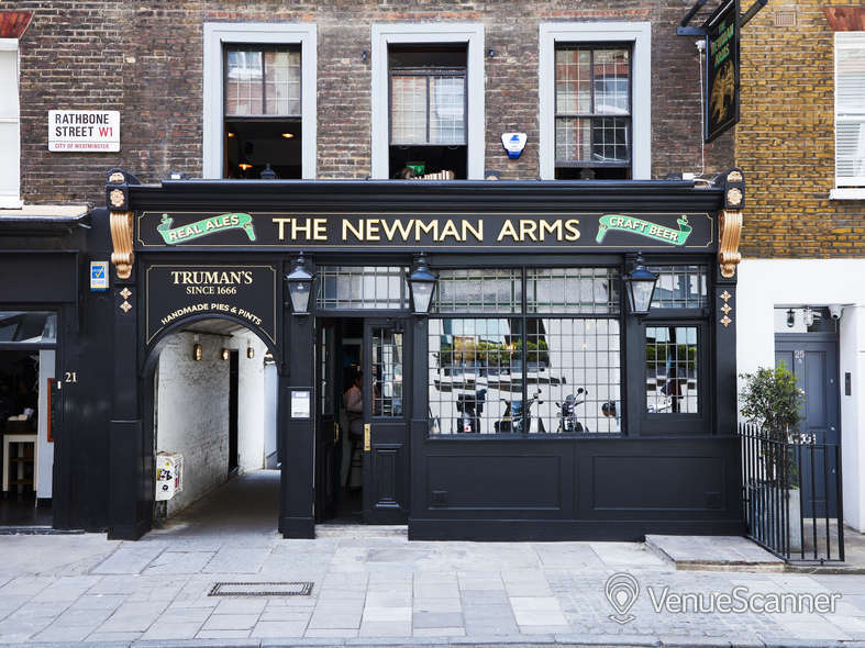 Hire The Newman Arms The Pie Room 3