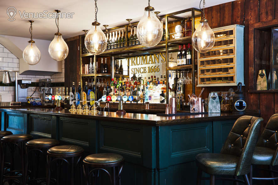 Hire The Newman Arms The Pie Room 1