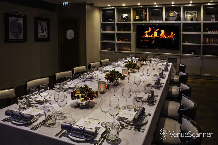 Hire Beaufort House Private Dining Room