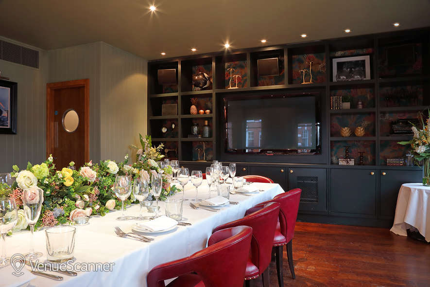 Hire Beaufort House Private Dining Room 4