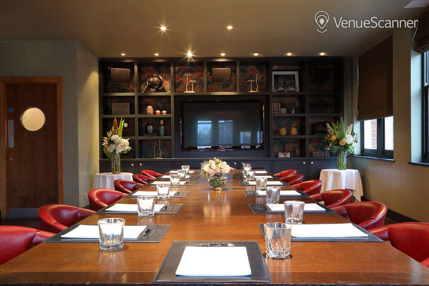 Hire Beaufort House Private Dining Room 7