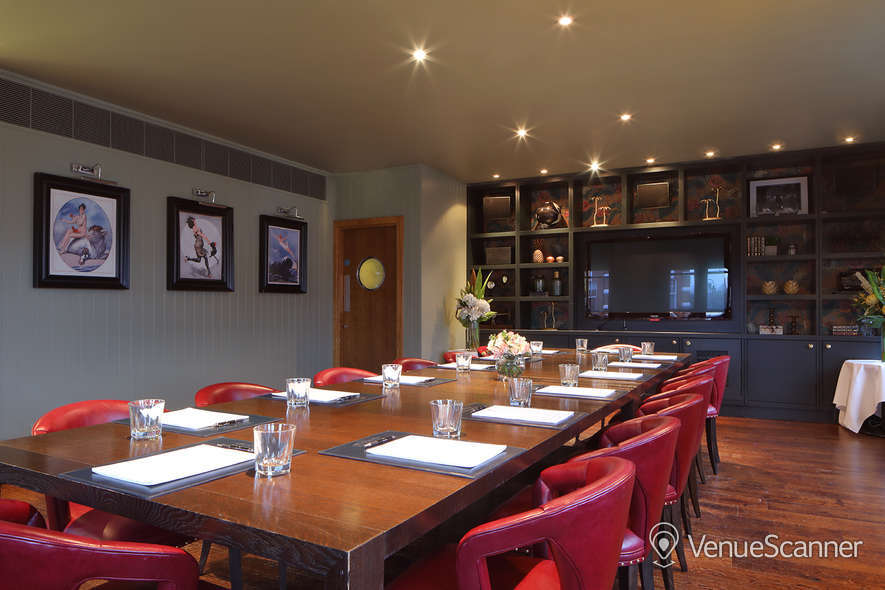Hire Beaufort House Private Dining Room 8