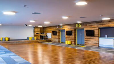 The Nest, Engage Space @ The Clubhouse