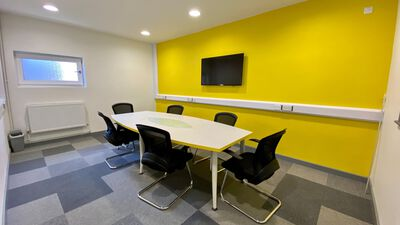 The Nest, Meeting Room @ The Clubhouse
