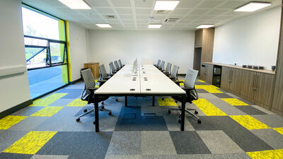 The Nest, IT Suite & Boardroom @ The Hub