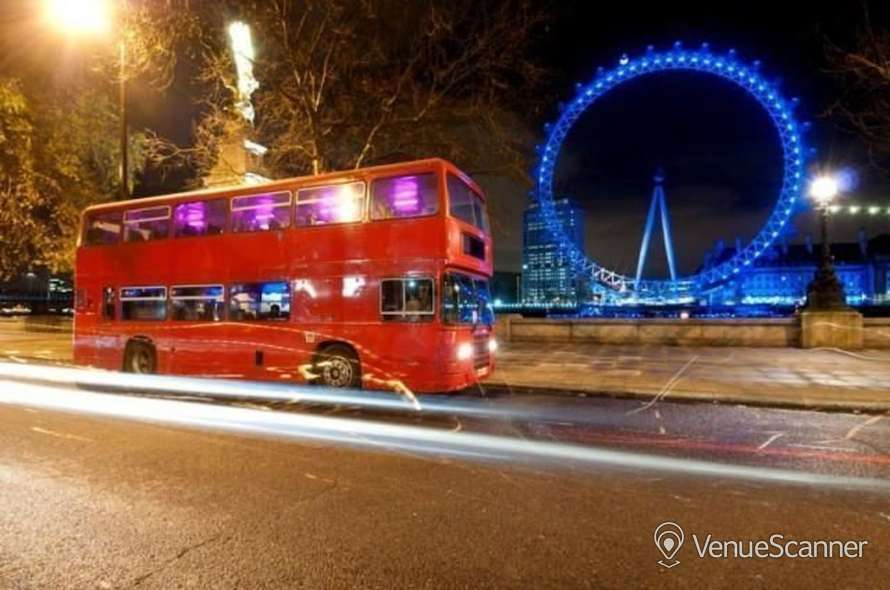 Hire The Red Double Decker London Party Bus Tour 1