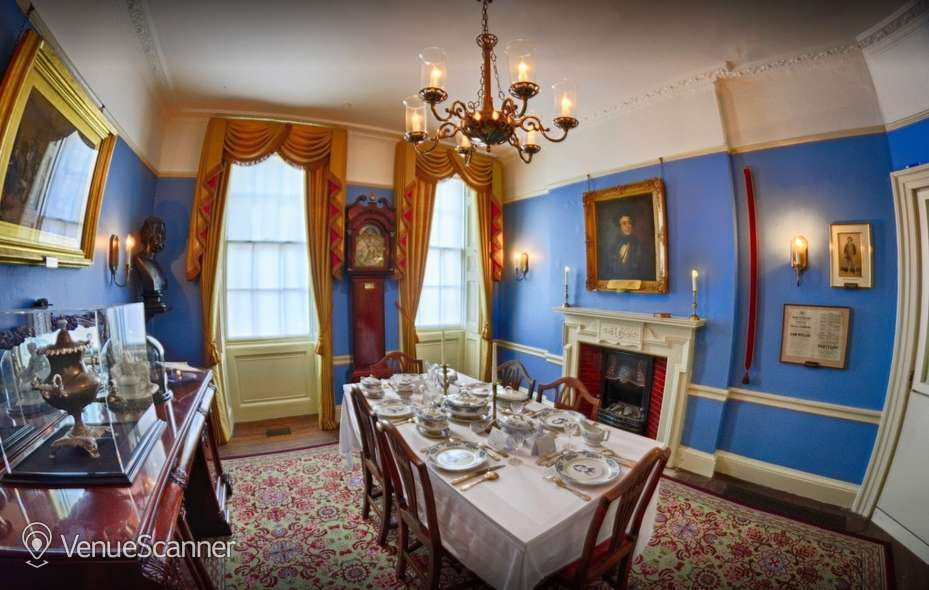 Hire Charles Dickens Museum Dinner 1