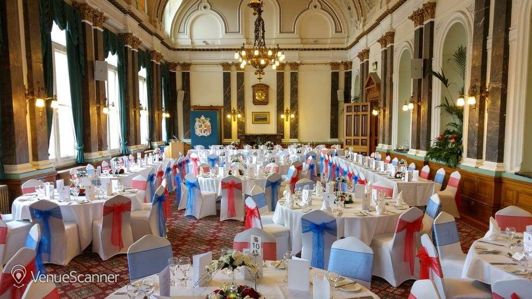 Hire Birmingham Council House Banqueting Suite 4