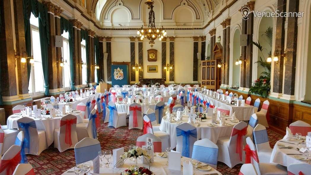 Hire Birmingham Council House Banqueting Suite 2