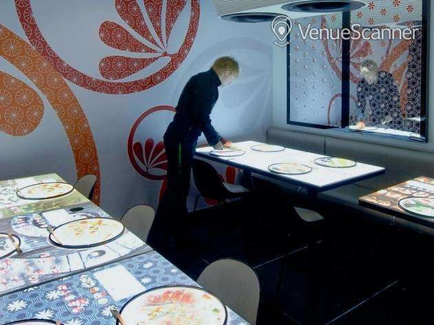 Hire Inamo Soho Private Dining - Games Room