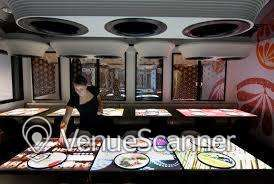 Hire Inamo Soho Private Dining - Games Room 1