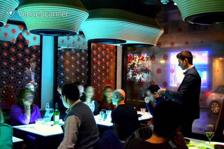 Hire Inamo Soho Private Dining - Games Room 2