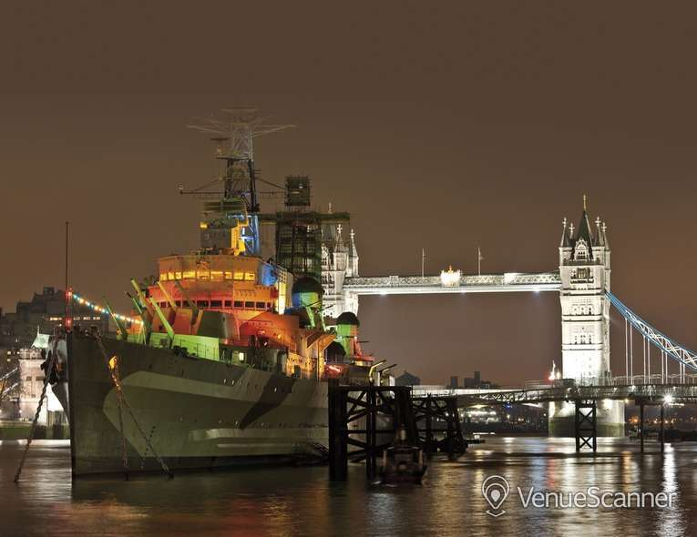 Hire  Hms Belfast The Ships Company Dining Hall 2