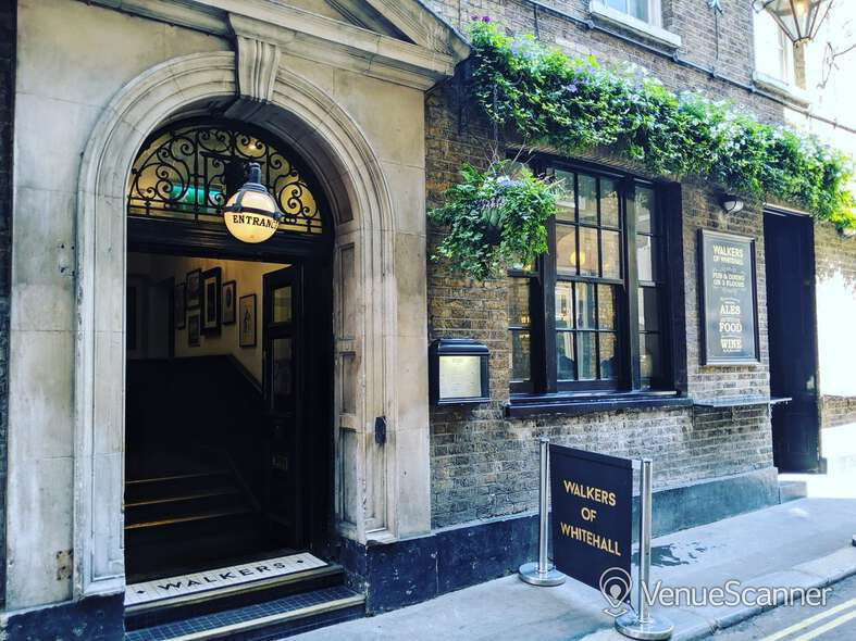 Hire Walkers Of Whitehall Downstairs Bar 8