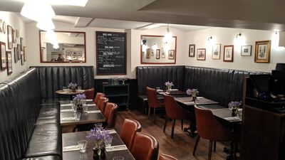 Walkers Of Whitehall, Dinning Room