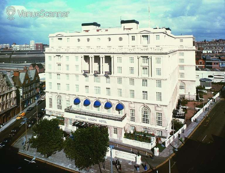 Hire Britannia Adelphi Hotel Mersey 1