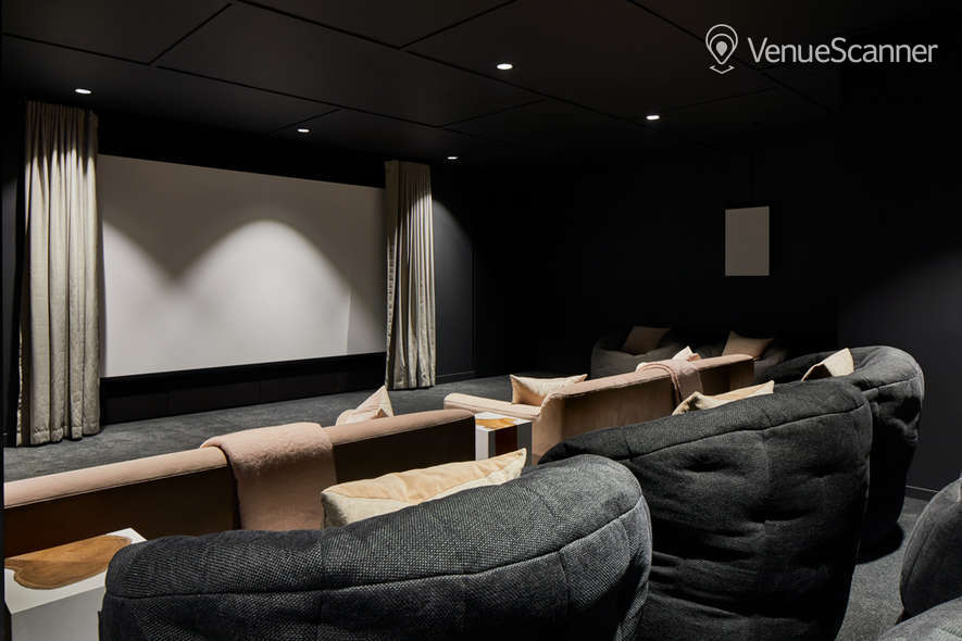 Hire The Collective Venues - Canary Wharf Big Screening Room
