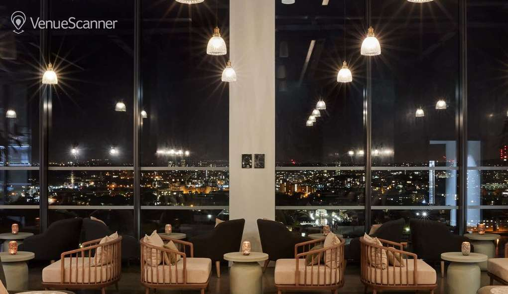 Hire The Collective Venues - Canary Wharf 9