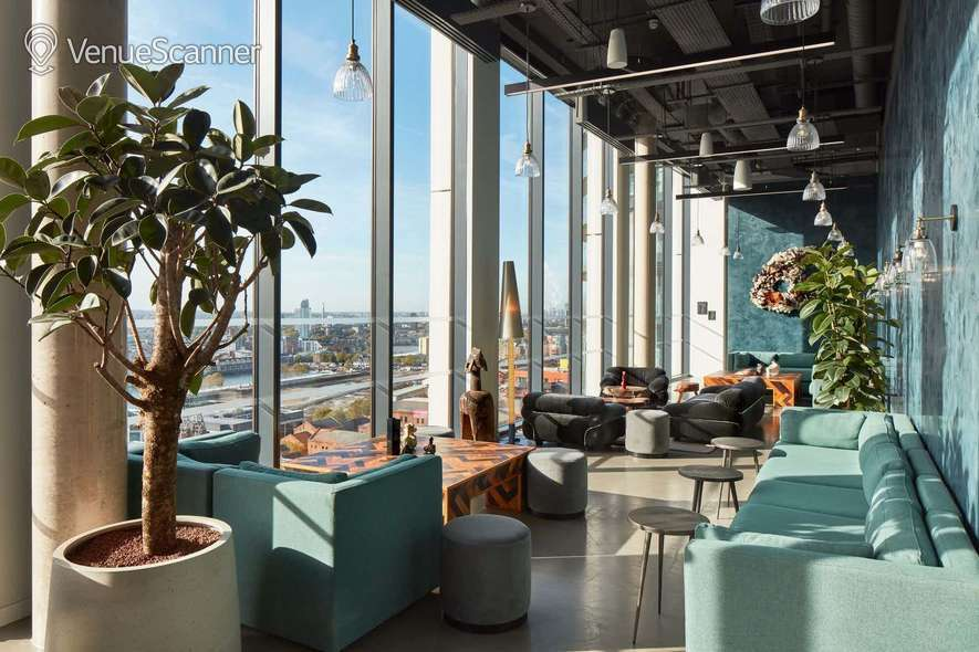 Hire The Collective Venues - Canary Wharf The Lounge @ MTHR