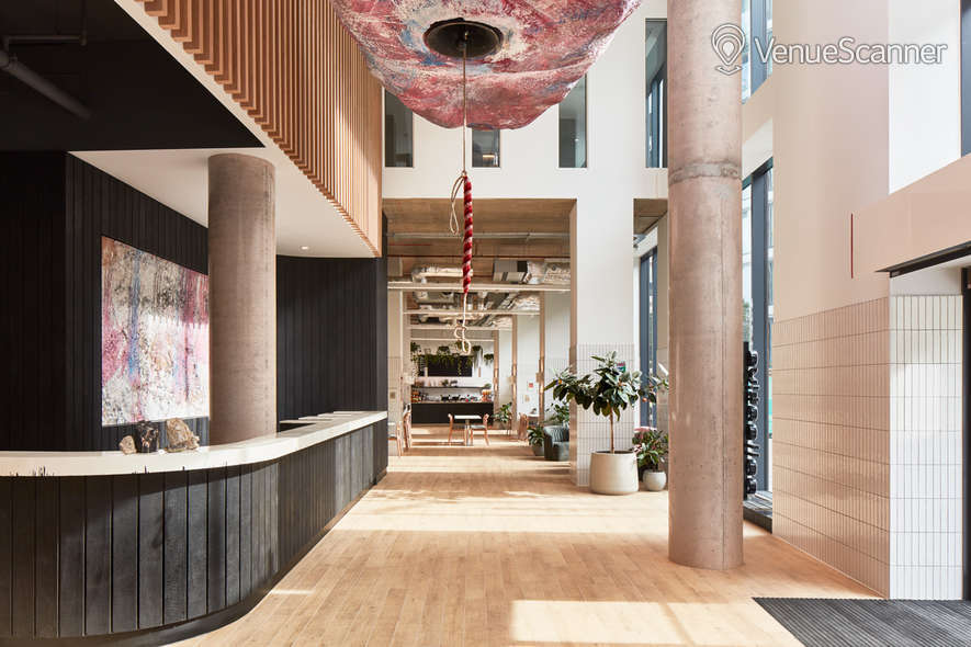 Hire The Collective Venues - Canary Wharf MAE Cafe