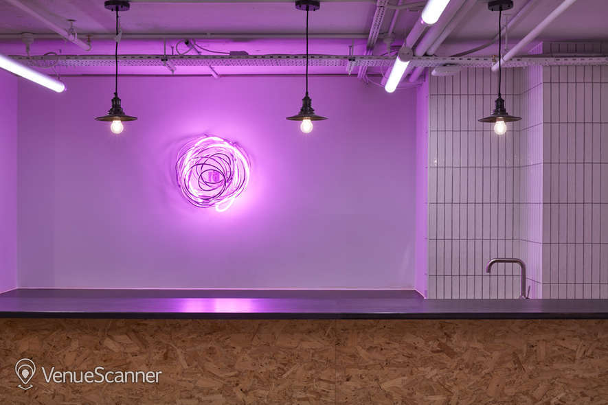 Hire The Collective Venues - Canary Wharf Playroom 3