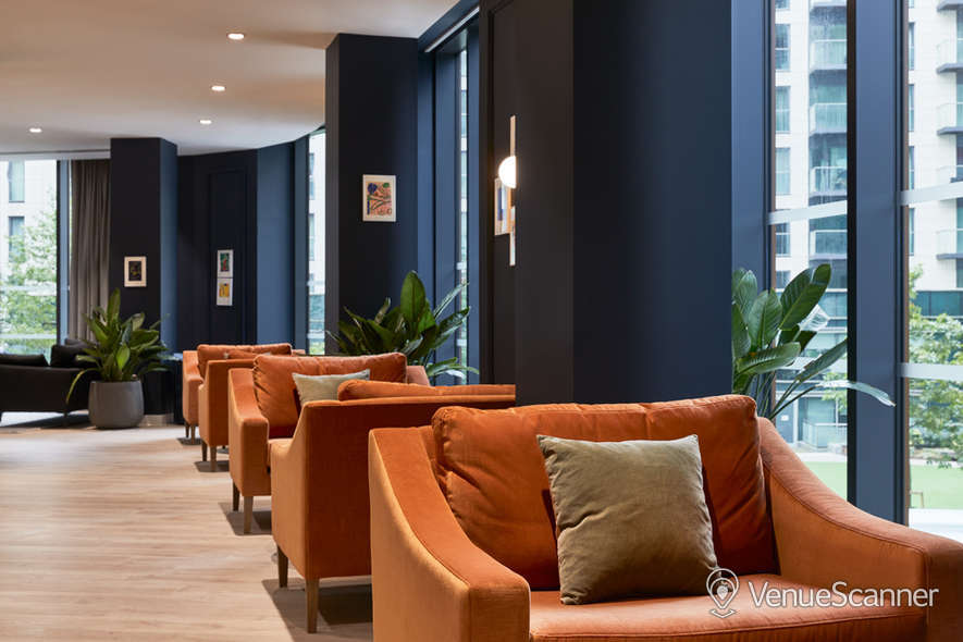 Hire The Collective Venues - Canary Wharf 42