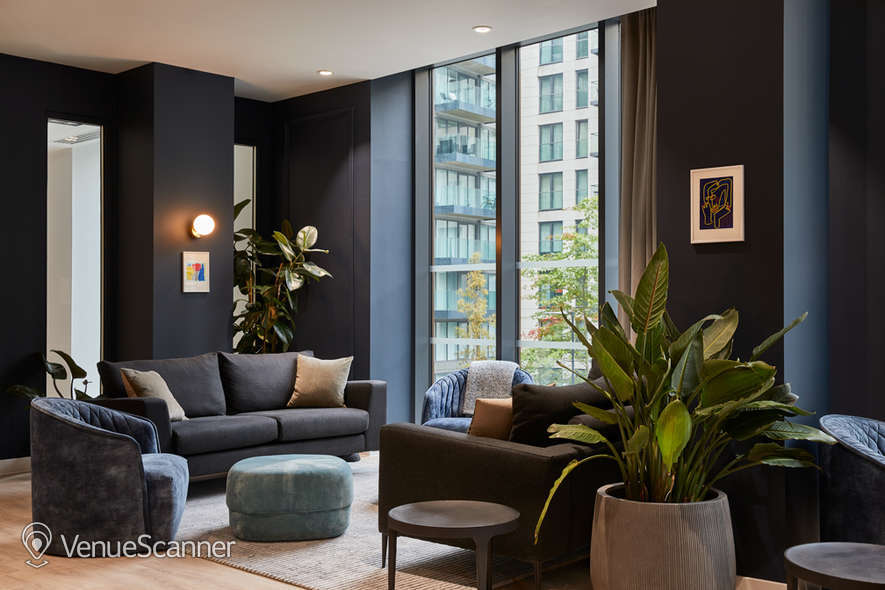 Hire The Collective Venues - Canary Wharf 44