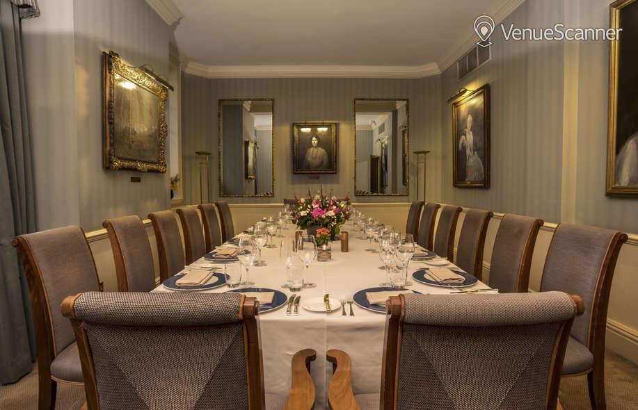 Hire The Sloane Club - Chelsea Small Sloane Room