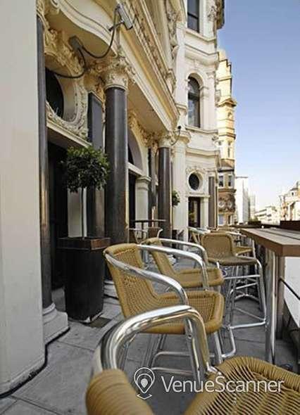 Hire Ruby Blue Balcony Bar 1