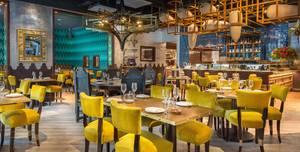Coya Angel Court, Pisco Bar & Lounge