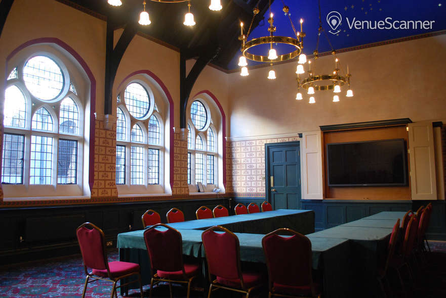 Hire Holborn Venues Court Room 1