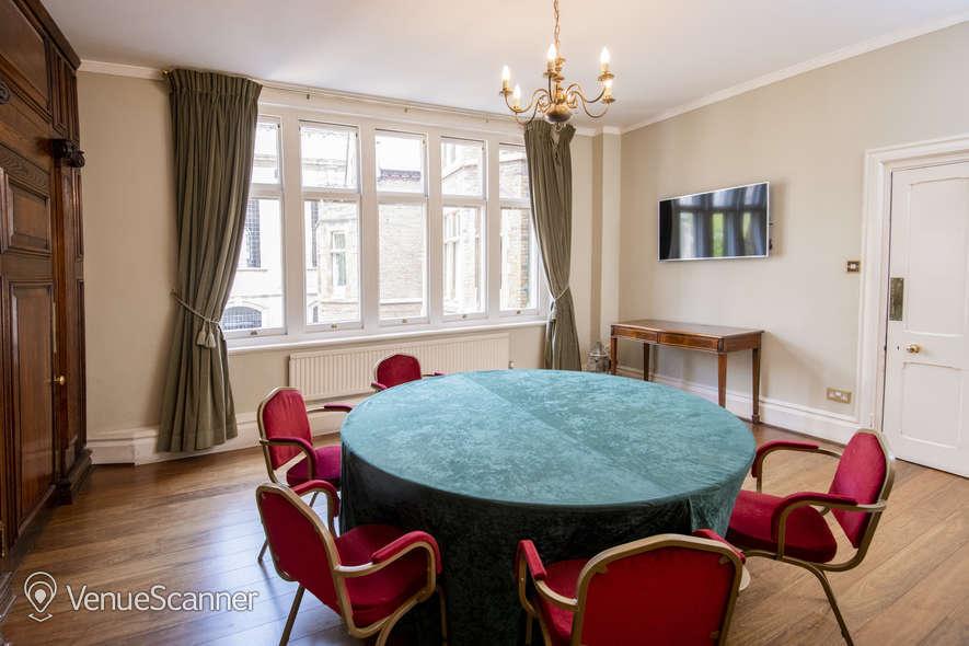 Hire Holborn Venues Panel Room 1