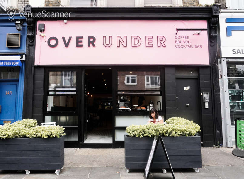 Hire Over Under Coffee  Over Under Coffee  6