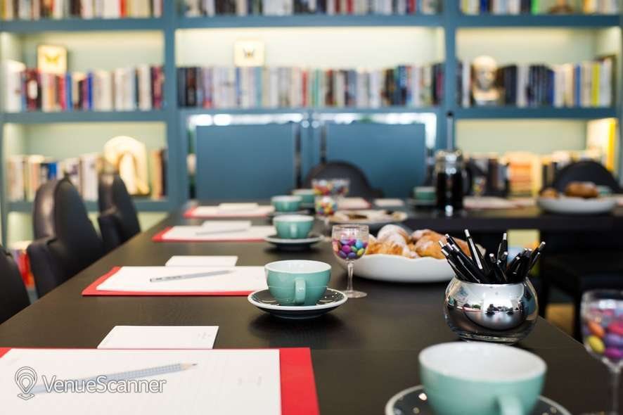 Hire The Ampersand Hotel The Library - Meeting