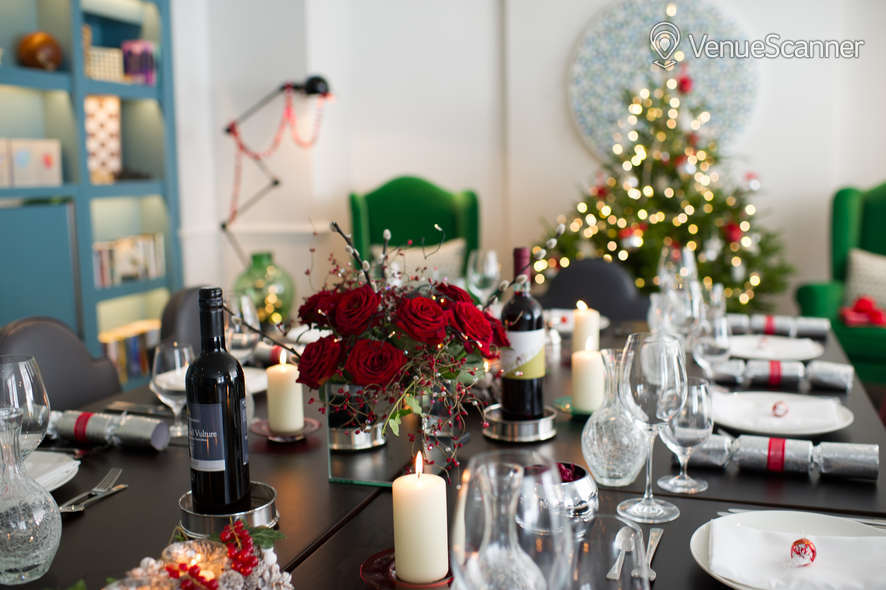 Hire The Ampersand Hotel Christmas Party