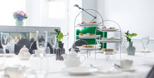 The Ampersand Hotel, Afternoon Tea
