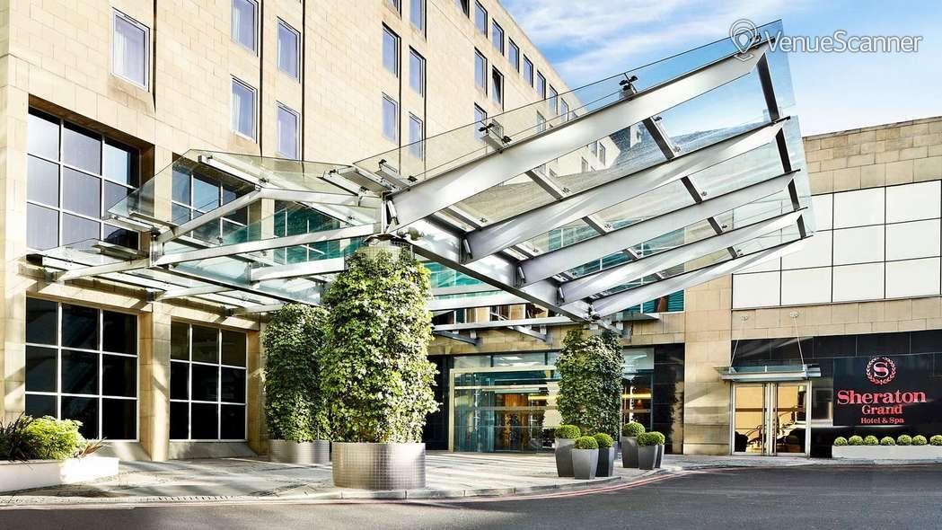 Hire Sheraton Grand Hotel & Spa, Edinburgh Exclusive Hire 1