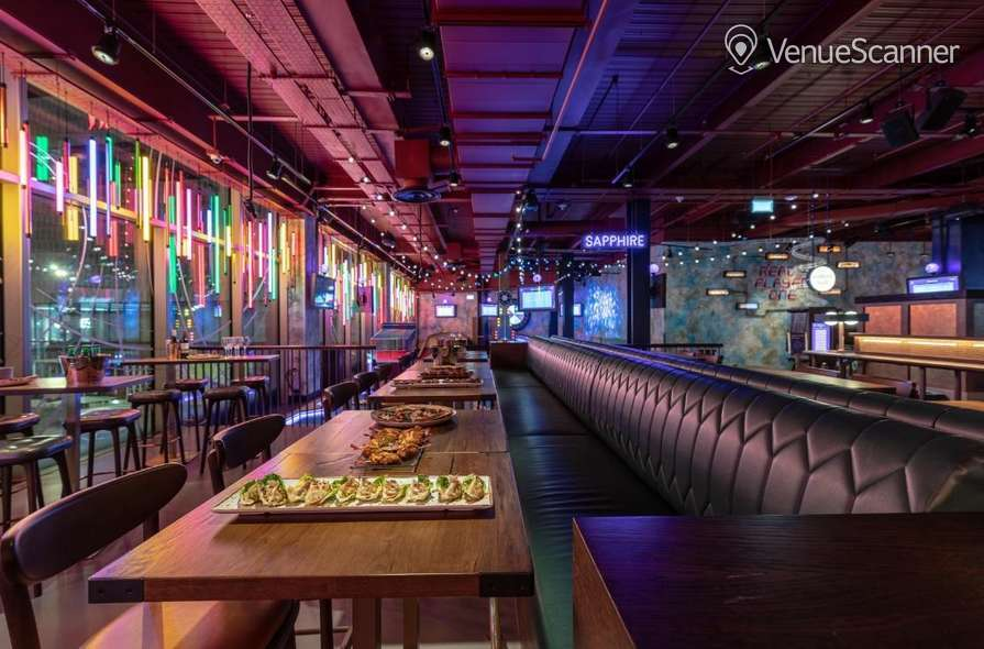Hire Puttshack White City Exclusive Area 4 1