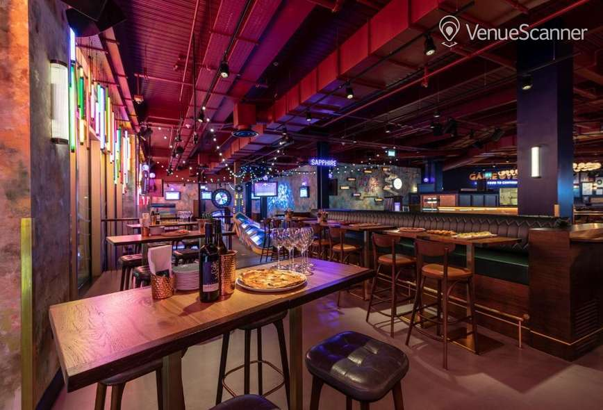 Hire Puttshack White City Exclusive Area 4