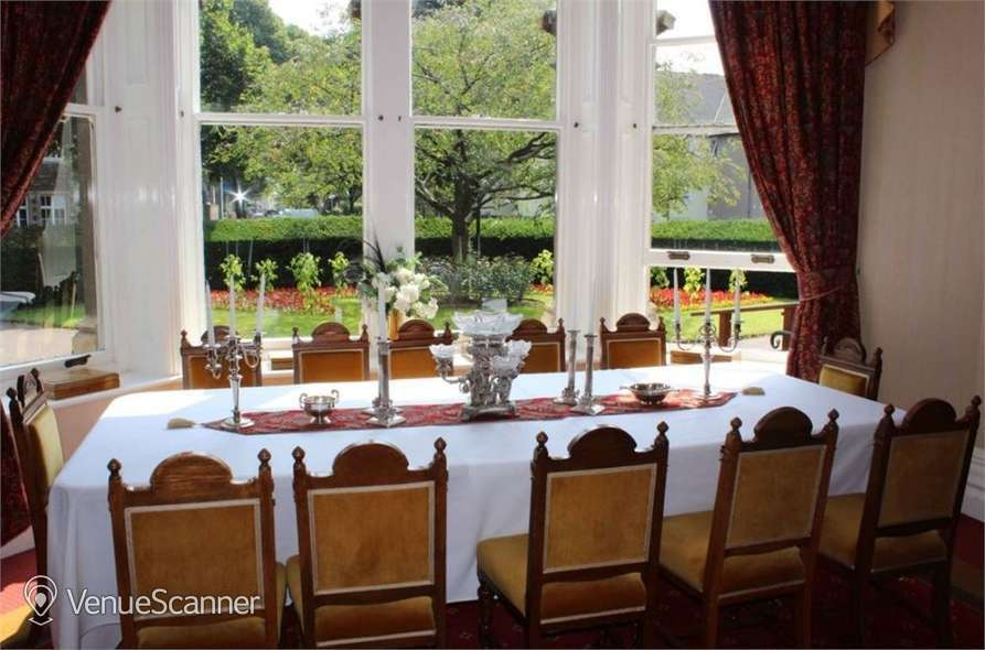 Hire Mansion House Cardiff Exclusive Hire 1